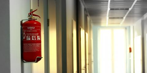 Fire Extinguisher Guidelines for Olive Branch, MS, Office Buildings, Olive Branch, Mississippi