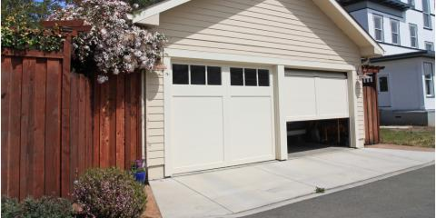 Is There A Difference Between An Overhead Door Garage Olive