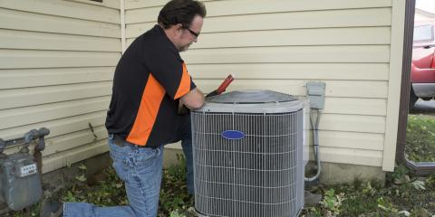 Why Does Ice Form on Air Conditioning Units?, Olive Branch, Mississippi
