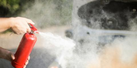 A Basic Guide to Fire Extinguishers, Olive Branch, Mississippi