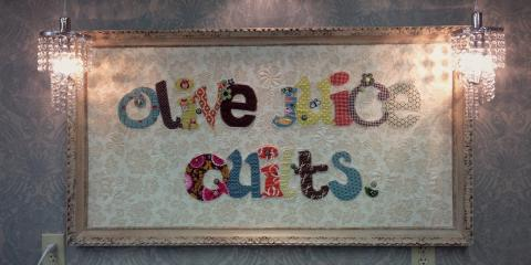 Olive Juice Quilts, LLC, Quilts & Quilting, Services, Onalaska, Wisconsin