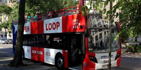 20% Off All Bus Tours & Tickets!, Manhattan, New York