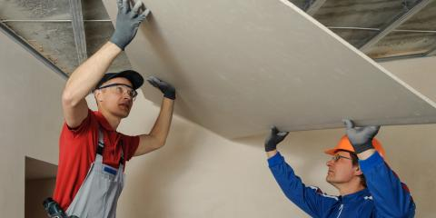 3 Factors to Consider When Choosing Drywall for Home Remodeling, Litaker, North Carolina