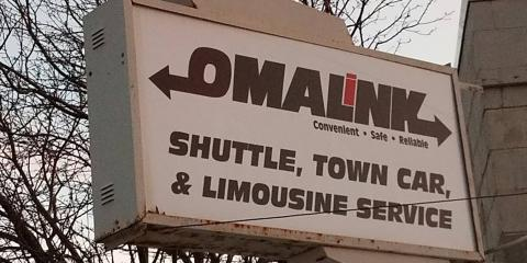 OMALiNK Airport Shuttle Charter & Town Car Service in