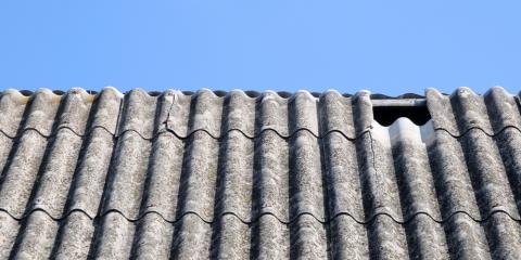 3 Asbestos Roof Removal Tips for Easy Identification, Omaha, Nebraska