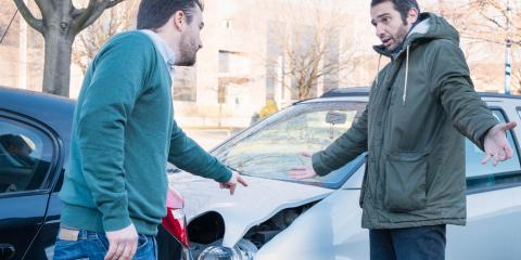 4 Crucial Steps You Should Take After a Car Crash, Omaha, Nebraska