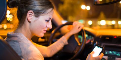 An Omaha Automobile Accident Attorney Explains How to Avoid Distracted Driving, Omaha, Nebraska