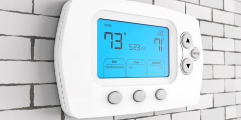 3 Signs You Should Upgrade Your Thermostat, Omaha, Nebraska