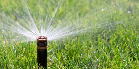 4 Helpful Lawn Sprinkler Maintenance Tips , Chalco, Nebraska