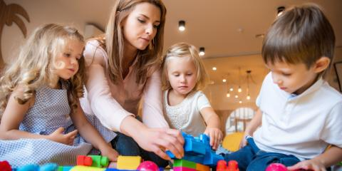 5 Social Skills Pre-School Develops in Children, Omaha, Nebraska