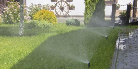 The Benefits of a Residential Irrigation System, Chalco, Nebraska