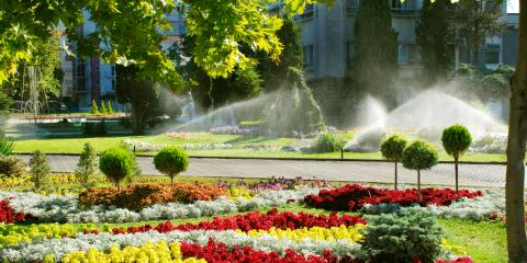 Essential Benefits of Installing a Sprinkler System for Your Garden, Chalco, Nebraska