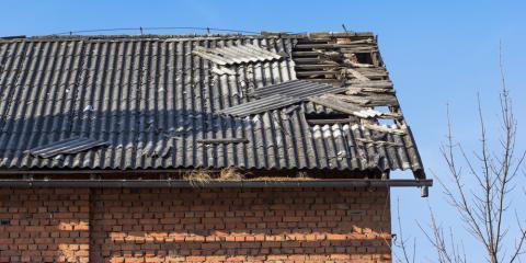 How to Address Rooftop Storm Damage, Omaha, Nebraska