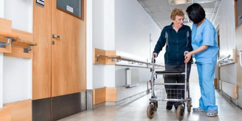 Elderly Falls & How They Relate to Nursing Home Neglect , Omaha, Nebraska