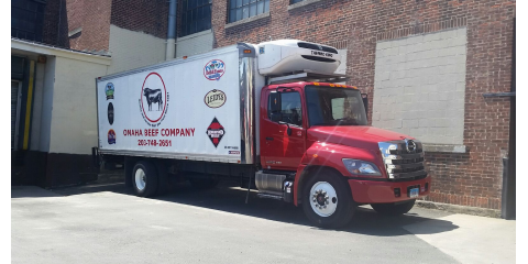Food Manufacturer Omaha Beef Company Also Offers Quality Wholesale Fish and Seafood, Danbury, Connecticut