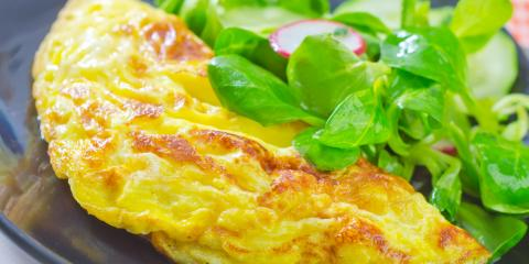 Richburg's Leading Breakfast Spot Discusses Origins of the Omelet, Richburg, South Carolina