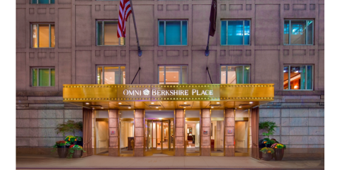 Omni Berkshire Place, Hotel, Services, New York, New York