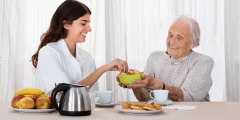 3 Diet Guidelines for Seniors, Freedom, Wisconsin