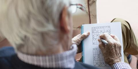 What Games Promote Memory Care for Seniors With Dementia?, Omro, Wisconsin