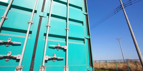 5 Advantages to Using On-Site Storage Containers, West Chester, Pennsylvania