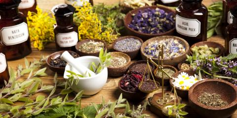 Onalaska Chiropractor Highlights the Difference Between Vitamins & Herbs, Onalaska, Wisconsin