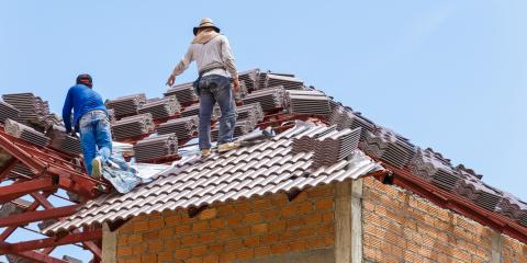 3 Reasons to Leave Roof Installation to the Professionals, Onalaska, Wisconsin