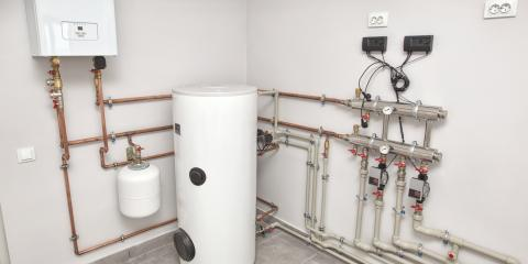4 Worrisome Water Heater Sounds, Onalaska, Wisconsin