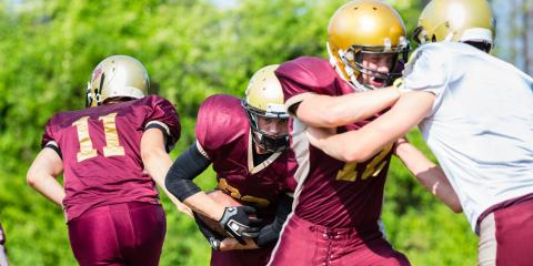 Why Dentists Recommend a Mouthguard for Sports, Onalaska, Wisconsin