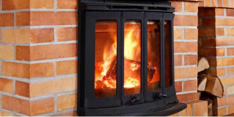 3 Benefits of a Fireplace Insert, Brice Prairie, Wisconsin