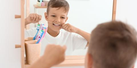 A Parent's Guide to Teaching Kids to Floss, Onalaska, Wisconsin