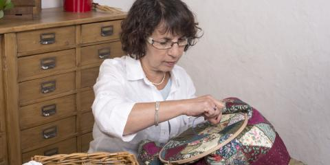 How Sewing Benefits Seniors, Onalaska, Wisconsin
