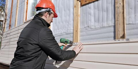 5 Helpful Ways to Care for Vinyl Siding, Onalaska, Wisconsin