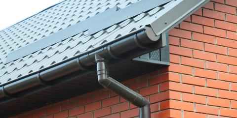 Roofers Explain 3 Reasons Downspouts Are So Crucial, Fairport, New York