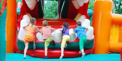 How Inflatable Party Rentals Benefit Children, Ontario, New York