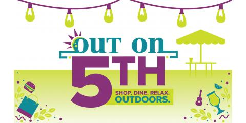 Join us for Out on 5th every weekend through October!, Dayton, Ohio