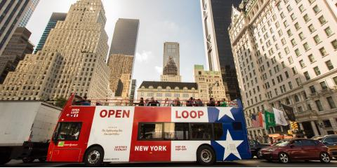 Explore New York City This Holiday Season With an OPEN LOOP Bus Tour!, Manhattan, New York