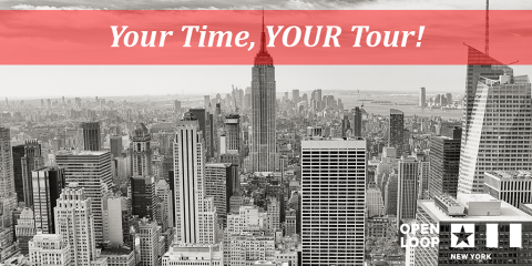 Explore Downtown Manhattan With OPEN LOOP New York Bus Tours!, Manhattan, New York