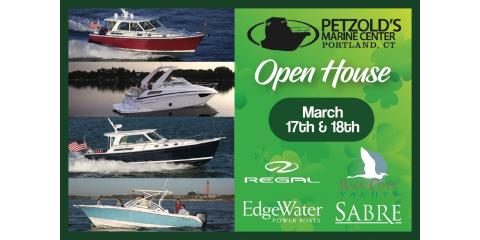 Open House & Boat Show , Portland, Connecticut