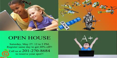 20% discount on weekly fees with same day enrollment, Hackensack, New Jersey