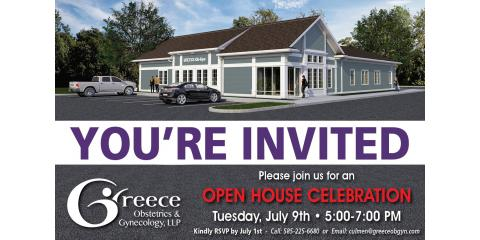 Open House, Greece, New York