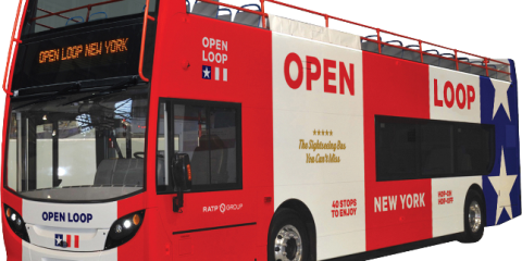 OPEN LOOP New York Debuts New Management With More Frequent Bus Tours & Unrivaled Service, Manhattan, New York