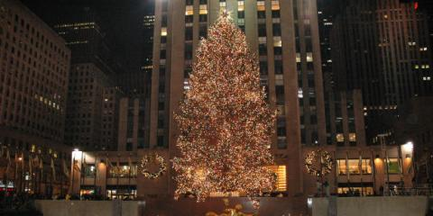 Ride in NYC's Premier Sightseeing Bus & Experience the City's Best Christmas Lights, Manhattan, New York
