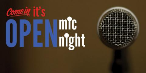 Open Mic Night , Anderson, Ohio