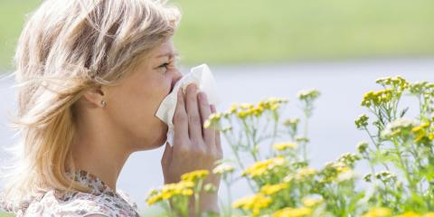 Monroe Ophthalmologist Explains the Causes of Eye Allergies in the Spring, Monroe, North Carolina