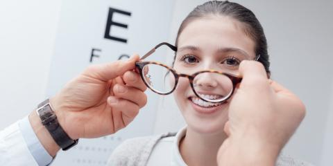 3 Reasons Why You Need Routine Eye Exams, High Point, North Carolina