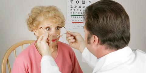 4 Senior Eye Health Tips , Rhinelander, Wisconsin