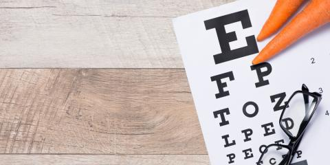 An Optometrist Explains How Vitamin A & Beta-Carotene Benefit Your Vision, Ewa, Hawaii
