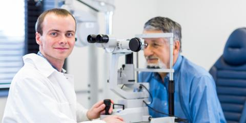 Optometrist Lists 3 Eye Diseases Every Senior Should Watch For, High Point, North Carolina