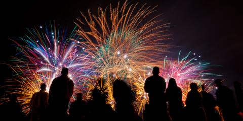 Optometrist's Tips for Fireworks & Eye Safety, Symmes, Ohio