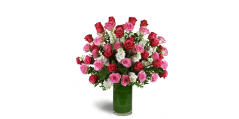 Get a Bouquet of Flowers for Your Special Someone on Valentine's Day, Brooklyn, New York
